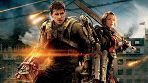 Yarının Sınırından filminin başrollerinde Tom Cruise ve Emily Blunt yer alır.