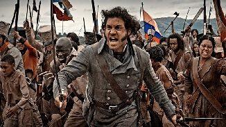 Libertador filmi konusu itibariyle halkının özgürlüğü için savaşan bir adamın yaşantısını mercek altına alır.