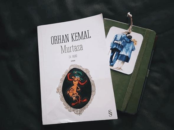 Orhan Kemal'in yetenekli kaleminden çıkan ve 1952 yılında yayımlanan Murtaza eseri.