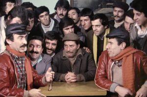 Yavuz Turgul'un senaristliğini üstlendiği Çiçek Abbas filmi.