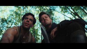 Brad Pitt'in başrolünde yer aldığı Soysuzlar Çetesi, 2. dünya savaşı konulu filmler içerisinde ön planda yer alır.