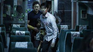 Train to Buson, bir trende hayatta kalmaya çalışan insanların yaşamına odaklanır.