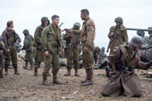 Fury konusu kapsamında savaşın psikolojik etkileri üzerinde de durulur.