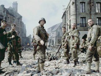 Er Ryan'ı kurtarmak için 8 kişilik bir ekip görevlendirilir.