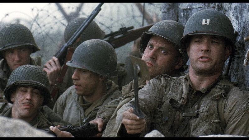 Normandiya çıkartması esnasındaki gerçekçi sahneler, izleyiciden tam not almıştır.