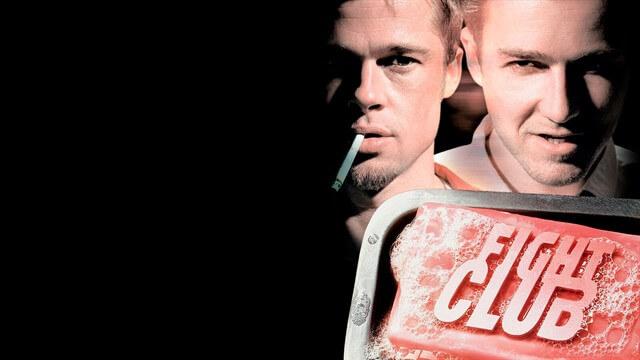 Fight Club, Chuck Palanhiuk'un romanında uyarlanan bir sinema filmdir.